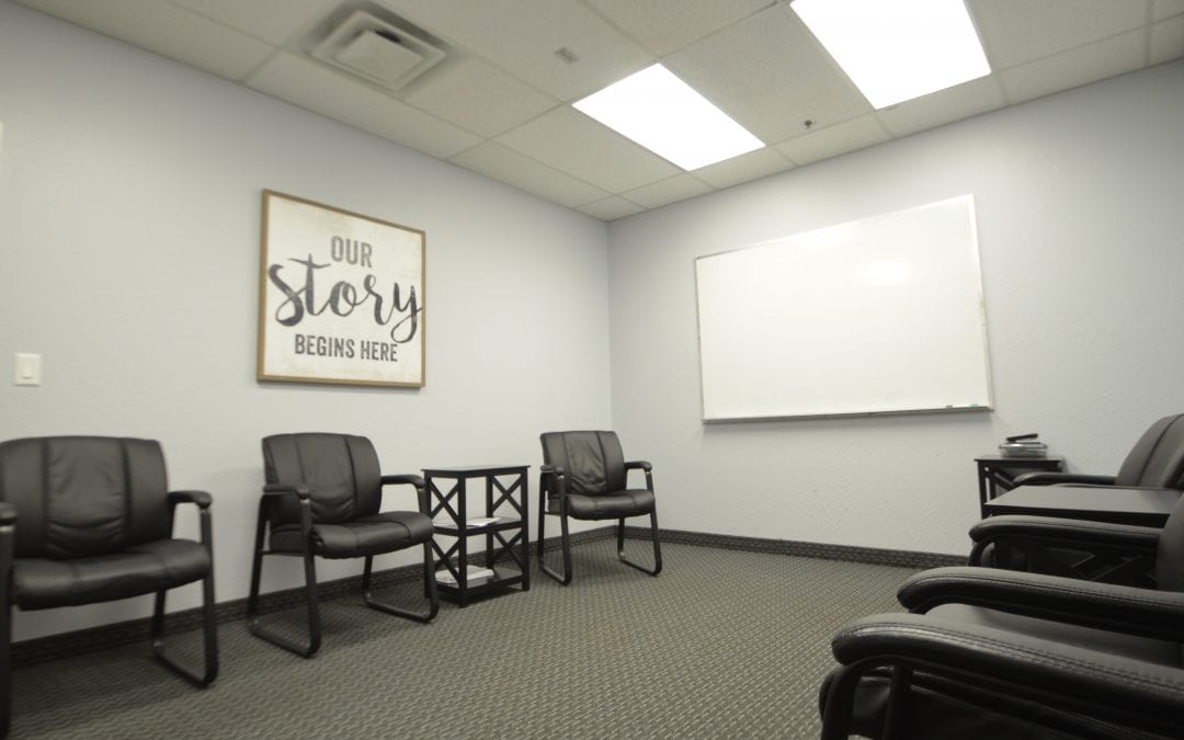 Purpose Healing Center Treatment Meeting Room